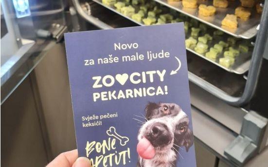 ZOOCITY pseća pekarnica – za sve moderne pse koji brinu o zdravlju!
