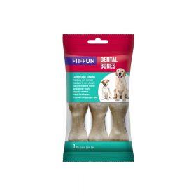 FIT+FUN poslastica za pse kost za žvakanje 195 g