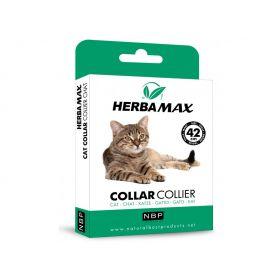 Herba max antiparazitska ogrlica za mačke