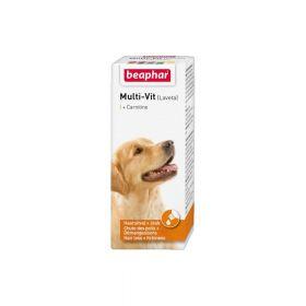 Beaphar Multi-vit za psa, 50 ml