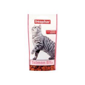 Beaphar poslastice za mačke Malt-Bits s lososom, 35 g