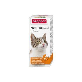 Beaphar Multi-Vit za mačke, 20 ml