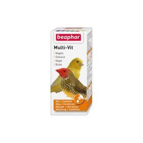 Beaphar Multi-Vit za ptice, 20 ml