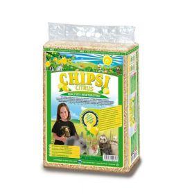 Chipsi Citrus piljevina za glodavce