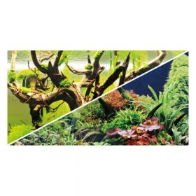 Dohse Hobby poster dvostrani Green Secret/Wood Island 60x30 cm