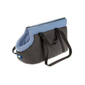 Ferplast torba za pse Borsello S plava