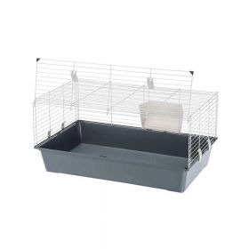 Ferplast kavez za glodavce Rabbit 100 EL grey