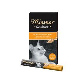 Miamor poslastica za mačke Multivitamin cream