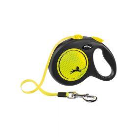 Flexi New Neon L traka 5 m neon žuta