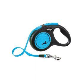 Flexi New Neon M traka 5 m neon plava
