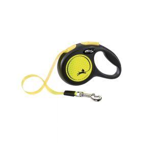 Flexi New Neon XS traka 3 m neon žuta