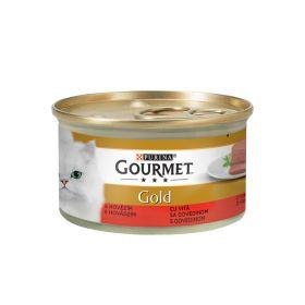 Gourmet Gold govedina 85 g
