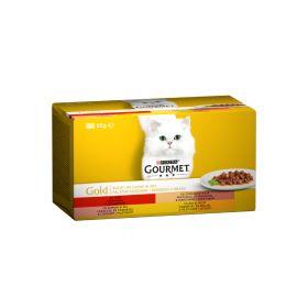 Gourmet Gold multipack 4x85 g