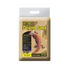 Hagen Exo Terra Pijesak za terarije žuti 4,5 kg