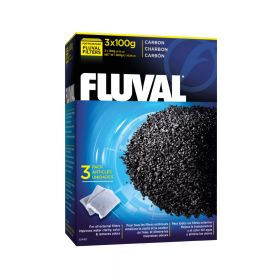Hagen Fluval filter materijal aktivni ugljen, 300 g (3x100g)
