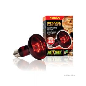 Hagen Exo Terra Sun Glo infrared Basking Lamp 100 W