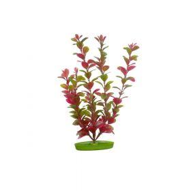 Hagen Marina Red Ludwigia umjetno bilje 20 cm
