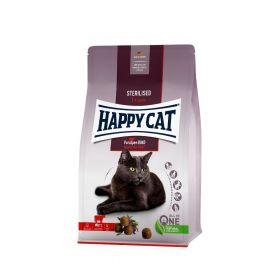 Happy Cat Sterilised govedina