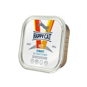 Happy Cat Vet Line Struvit alu-pak 100 g