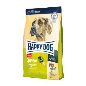 Happy Dog Supreme Junior Giant Janjetina i riža 15 kg