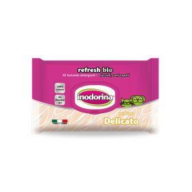Inodorina Refresh Bio Neutral vlažne maramice, 30 komada