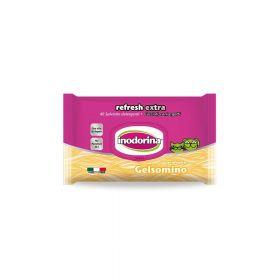 Inodorina Refresh Extra Jasmine vlažne maramice, 40 komada