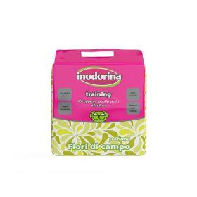 Inodorina Training Pads Flower parfume pelene 60x60, 40 komada