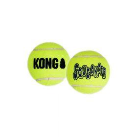 Kong igračka za pse Air Squeaker Tennis Ball Large, 2 komada