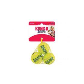 Kong igračka za pse Air Squeaker Tennis Ball Small, 3 komada