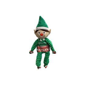 Kong igračka za pse božićna Floppy Knots Elf Medium