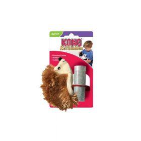 Kong igračka za mačke Refillable Catnip Hedgehog