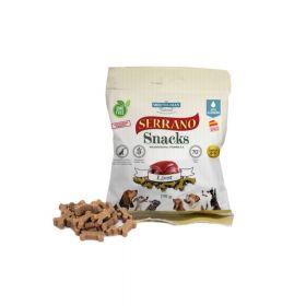 Mediterranean Natural poslastica za pse Serrano Gluten-free za aktivne pse 100 g