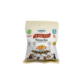 Mediterranean Natural poslastica za pse Serrano Gluten-free piletina 100 g