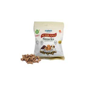 Mediterranean Natural poslastica za pse Serrano Gluten-free za štence 100 g
