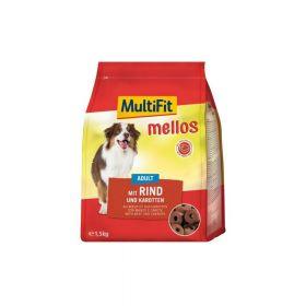 MultiFit Mellos govedina i mrkva 1,5 kg