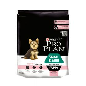 Pro Plan Puppy S/M sensitive skin 700 g
