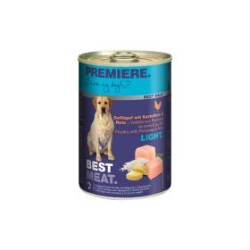 Premiere Best Meat Light perad, riža i krumpir, 400 g konzerva