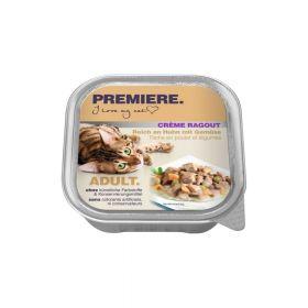 Premiere Cat Creme Ragu piletina i povrće 100 g ALU-pak