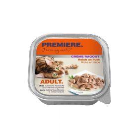 Premiere Cat Creme Ragu puretina 100 g ALU-pak