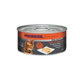Premiere Cat Filets piletina i bundeva 80 g konzerva