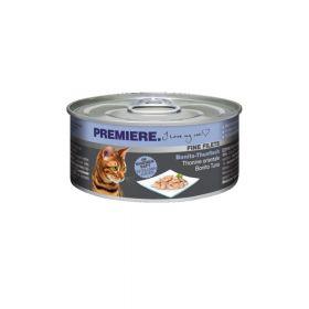 Premiere Cat Filets tuna 80 g konzerva