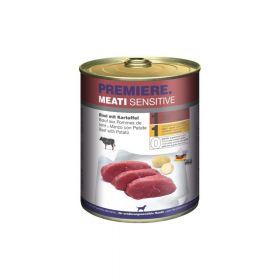 Premiere Meati Sensitive govedina i krumpir, konzerva 800g