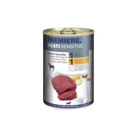 Premiere Meati Sensitive konjetina i krumpir, konzerva 400g
