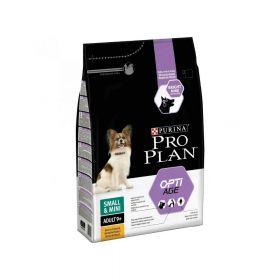 Pro Plan Adult S/M 9+, 3 kg