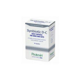 Protexin Synbiotic D-C za pse i mačke 10 kapsula