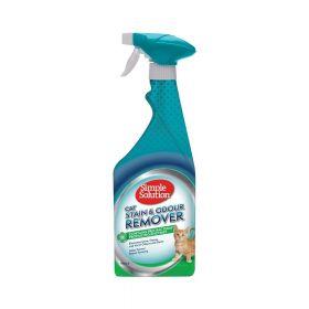 Simple Solution Stain&Odour Remover za mačke 750 ml