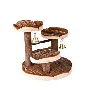 Trixie igračka za glodavca drveni okvir za penjanje fi 14 x 14 cm