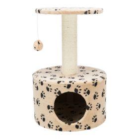 Trixie grebalica za mačke Toledo 61 cm bež