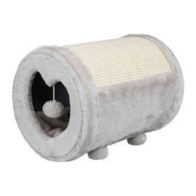 Trixie grebalica za mačke Tunel 27x39 cm, siva