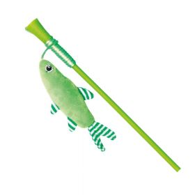 Trixie igračka za mačke Štap s ribom 42 cm